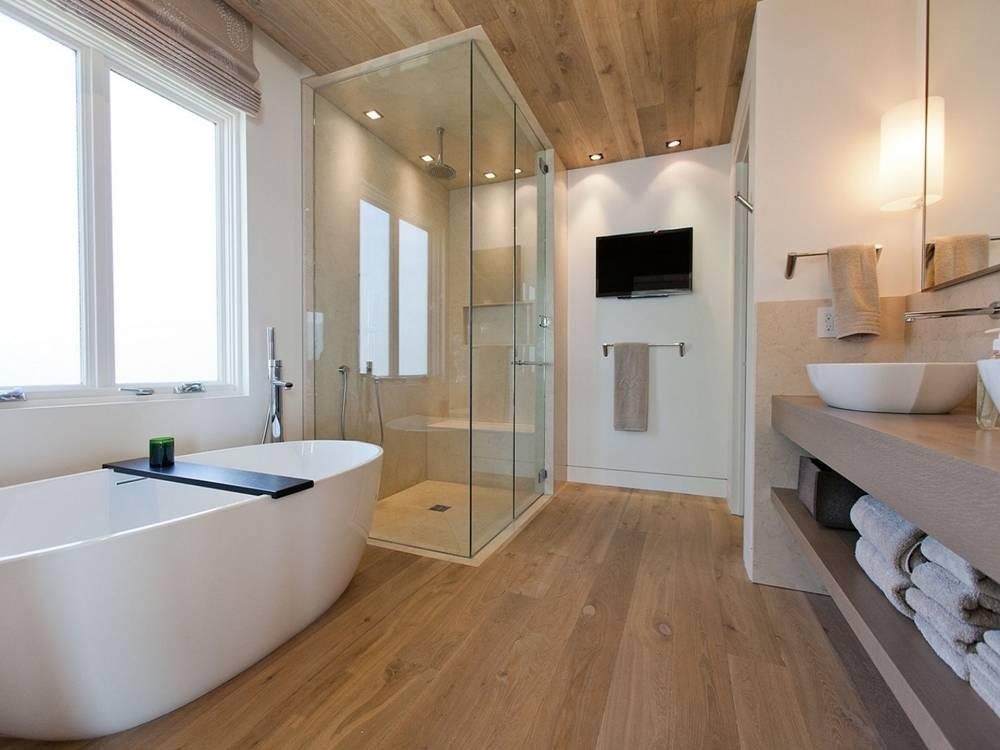 Vách phòng tắm kính